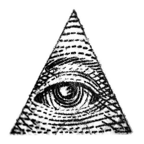 500x500 Eye Of Providence Amp 8211 All Seeing Eye Amp 8211 Novus Ordo
