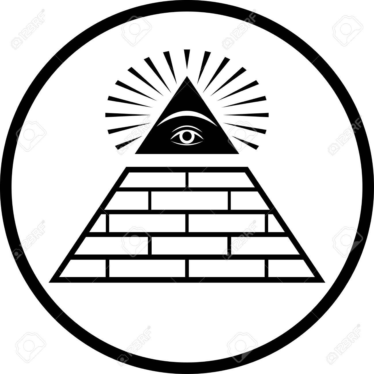 Illuminati Triangle Drawing At Getdrawings Free For Personal
