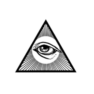 400x400 Illuminati Tattoo By Pagounis