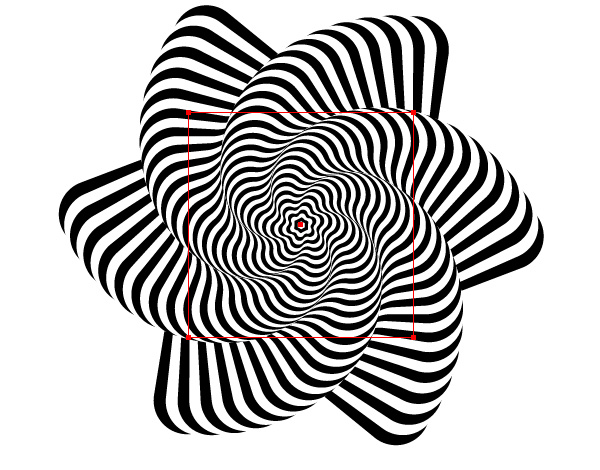 600x470 How To Create Artwork In Op Art Style Using Adobe Illustrator