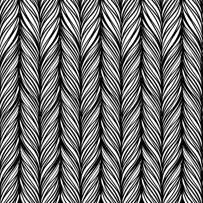 800x800 Optical Illusion Black And White Abstract Seamless Pattern