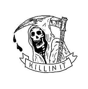 290x293 Killin' It Halloween Illustration, Comic Drawing And Funny Comics