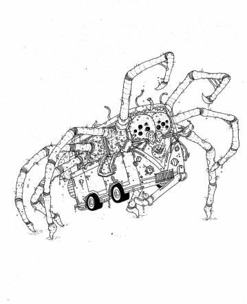 359x441 Math Monster Rune Alexandersen Beauton Art Gallery Drawings
