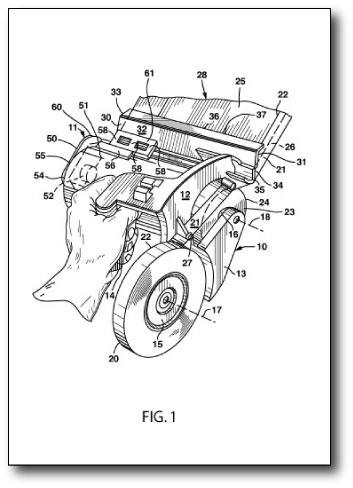 353x488 Patent Illustrations Prepared By Patent Illustrators With Examples