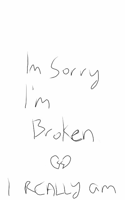 400x640 Im Sorry, I Really Am Im Sorry Im Not Good Enough And Please
