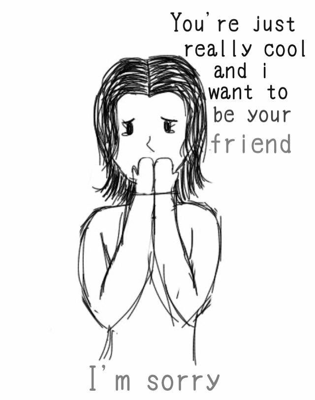 640x814 Art Mine My Art Comic Doodles Eurgh Ew I Hate Everything Im Sorry