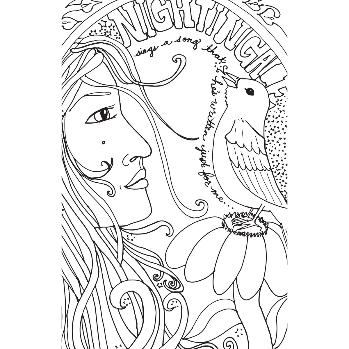 Apology Coloring Pages