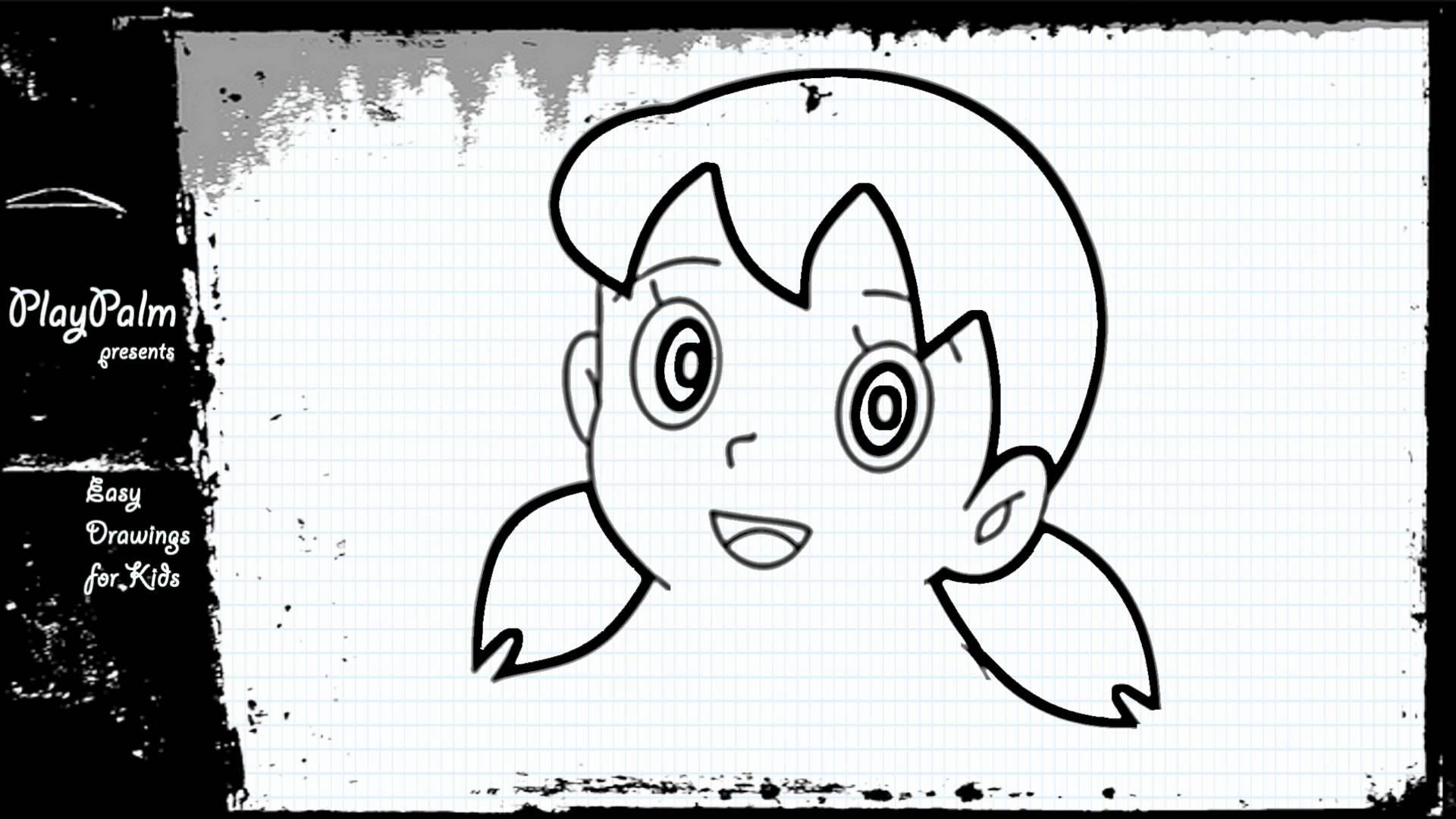 1920x1080 How To Draw Shizuka