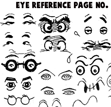 450x435 How To Draw Eyes 25 Tutorials, Step By Steps, How To'S