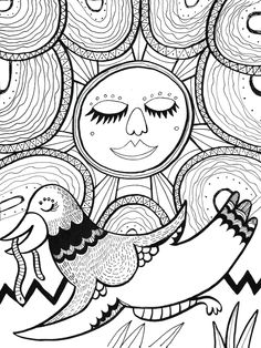 236x314 Delightful Doodles Free Downloadable Drawing Patterns Drawings
