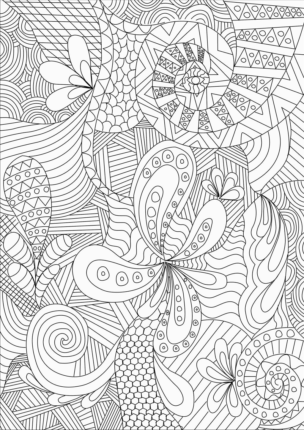 1023x1448 Great Detailed Coloring Pages For Adults Imagine Unknown