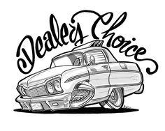 236x188 Chevy Impala By Simpsonartistry On Art Work