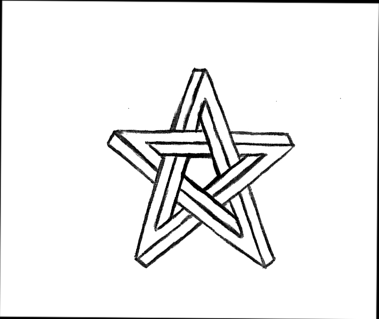 758x639 Impossible Star By Zyzik