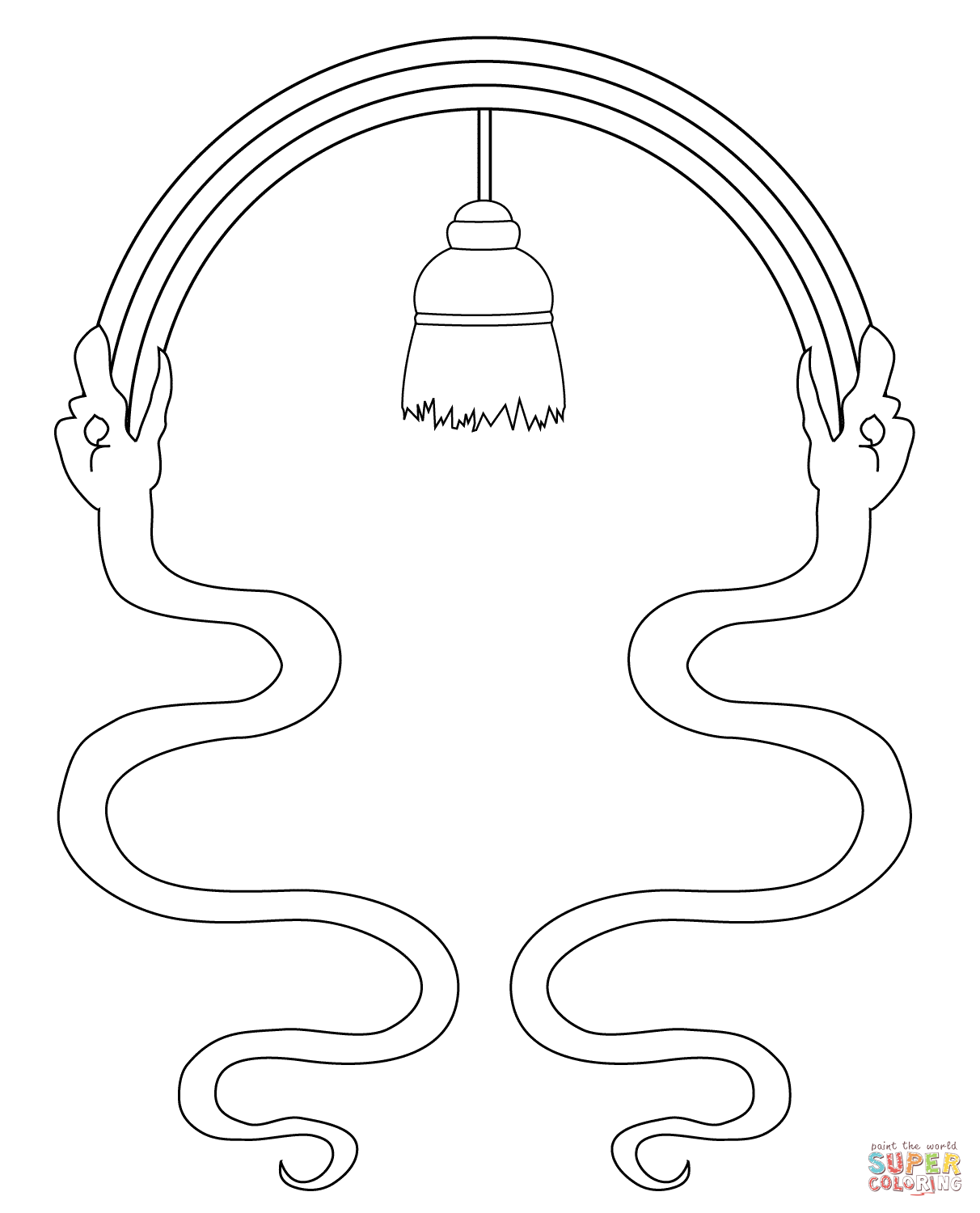 1212x1500 Banner Of The Inca Empire Coloring Page Free Printable Coloring