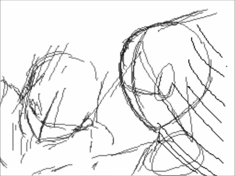 1440x1080 Saber Inchworm Animation