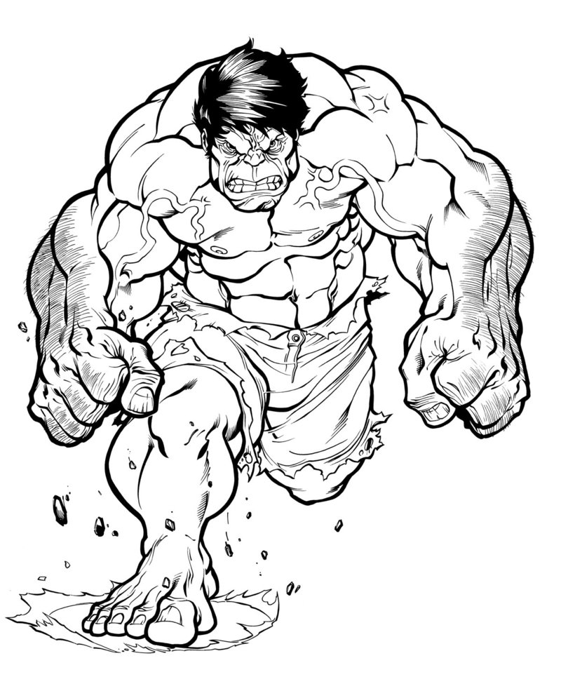800x995 Hulk Cartoon Drawing Picture Hulk Cartoon Art Tattoo Outlines