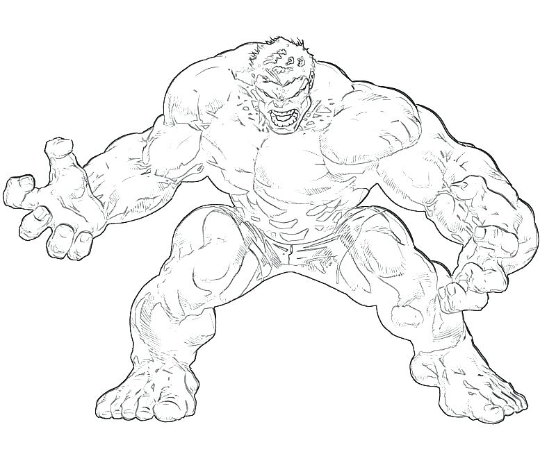 800x667 Hulk Color Pages The Hulk Coloring Pages Pix For Coloring Pages