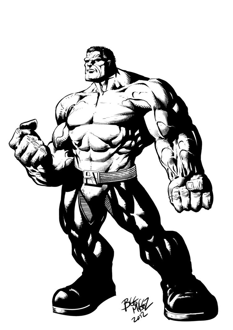 752x1063 Incredible Hulk Ios By Biggmiggz