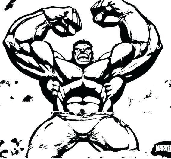 568x529 Incredible Hulk Coloring Pages Incredible Hulk Coloring Page