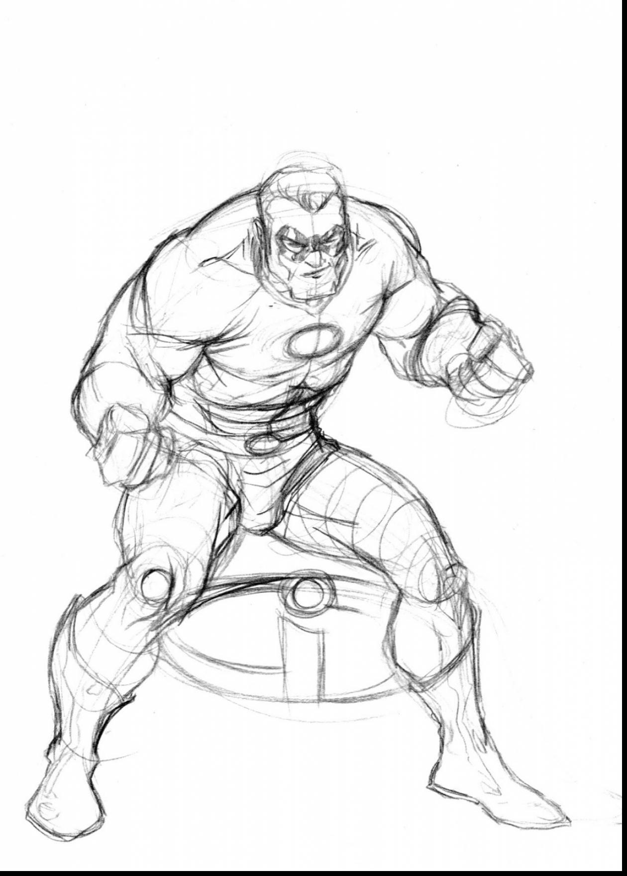 1260x1760 Beautiful How To Draw Mr Incredible With The Incredibles Coloring
