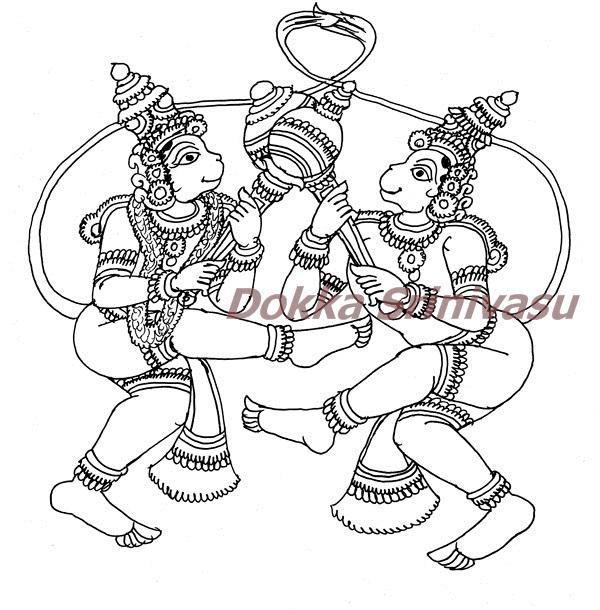 600x610 Heritage Of India Beautiful Kalamkari Painting Images