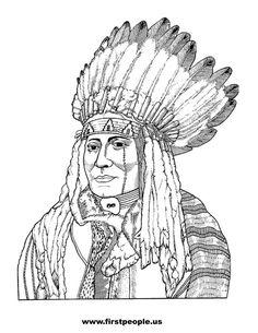 236x305 Chief Joseph Clipart