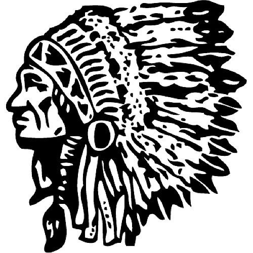 500x500 Chief clipart native african