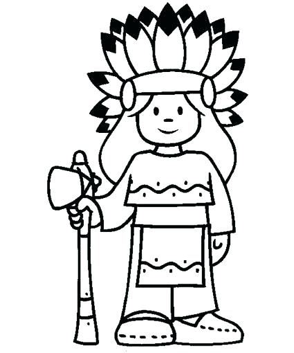 425x510 Indian Coloring Pages Coloring Pages To Print For Kids Indian