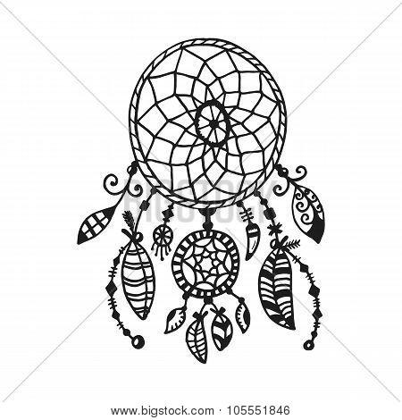 450x470 Hand Drawn Indian Illustration Vector Amp Photo Bigstock