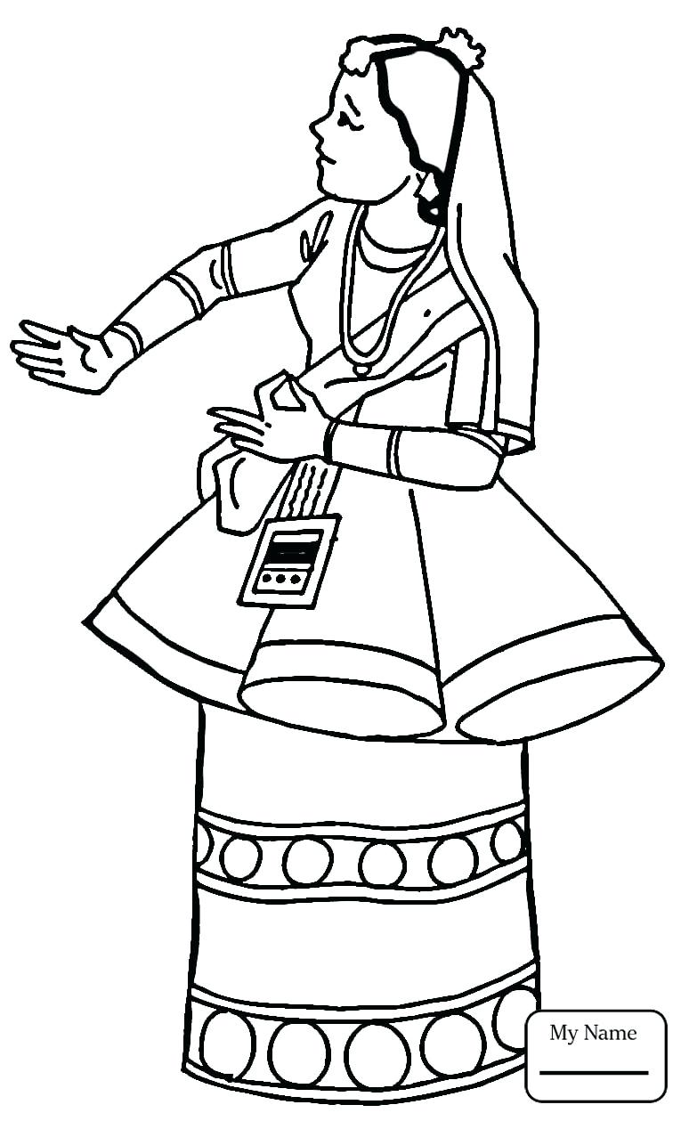 Indian flag drawing at free for personal for India coloring pages