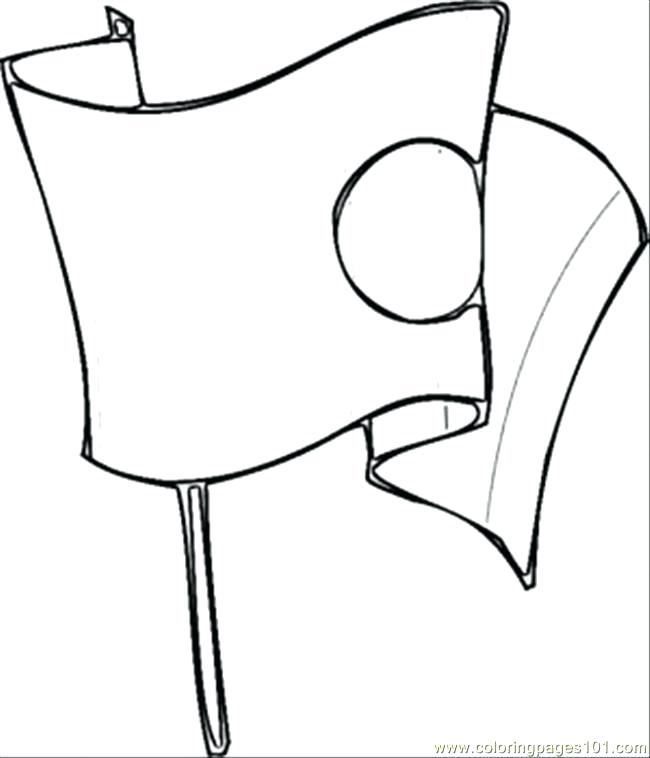 650x758 Country Flag Coloring Pages Flag Coloring Page Indian National