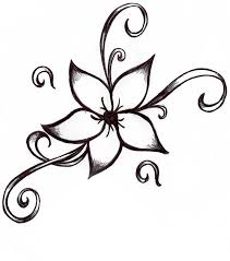Indian flower drawing at getdrawings free for personal use 211x239 indian baby names by flowers flower names for baby mightylinksfo