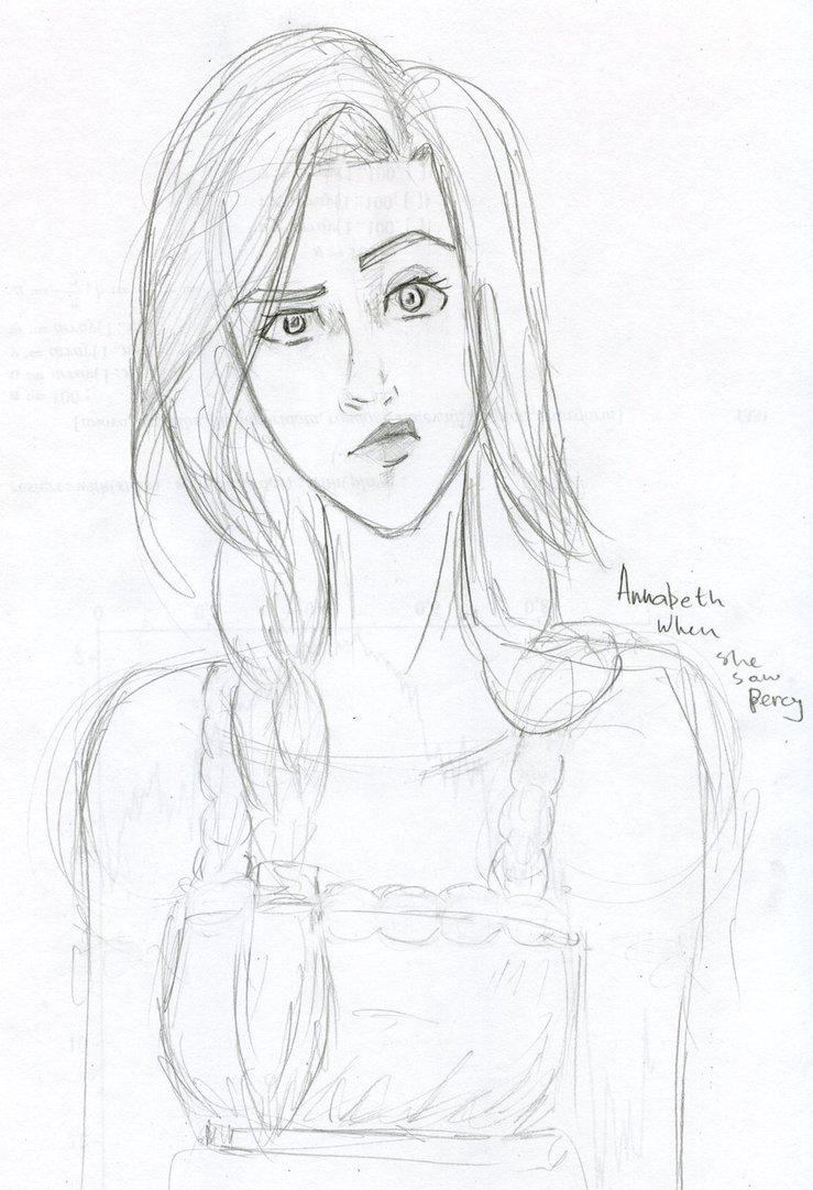 739x1081 Beauty Annabeth By Dinoralp