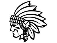 200x150 Indian Head Logo Concept 1.0 By Matt Walker