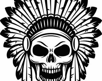 340x270 Indian Headdress