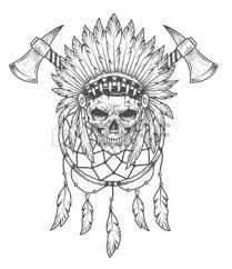 209x242 Indian Headdress