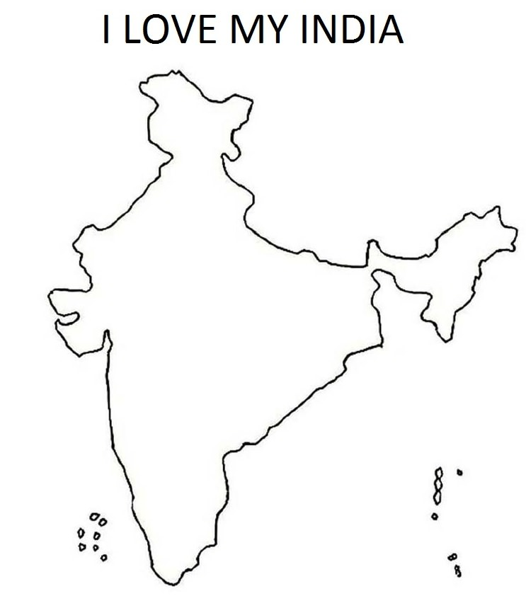 743x859 Coloring Pages Republic Day India ~ The Ideas Of Coloring Page
