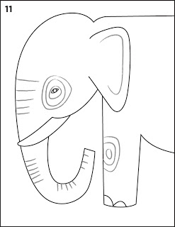 247x320 Art Projects For Kids Drawing Art Drawing Stylized, Cartoon