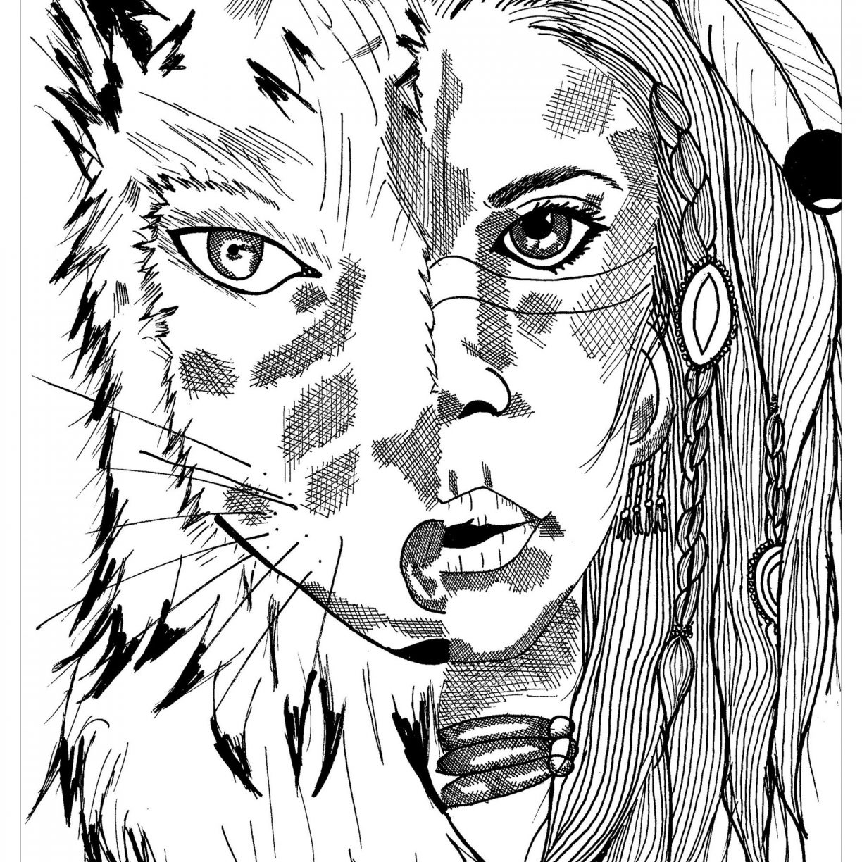 1224x1224 Coloring Pages Surprising Cherokee Free Printable Indian Adult