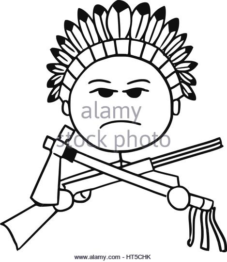469x540 Tomahawk Native Stock Photos Amp Tomahawk Native Stock Images