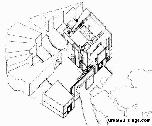501x415 Great Buildings Drawing