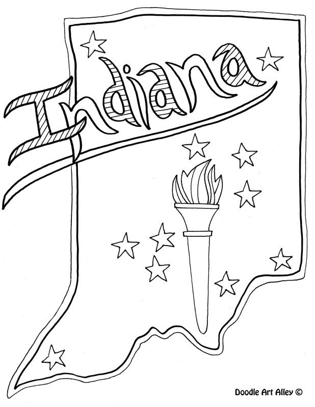 618x799 8 Best Indiana Images On Adult Coloring, Coloring