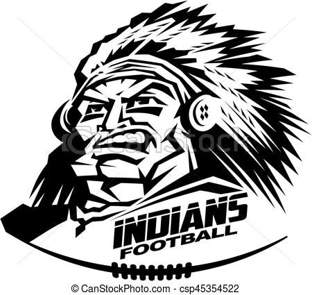 Indians Drawing