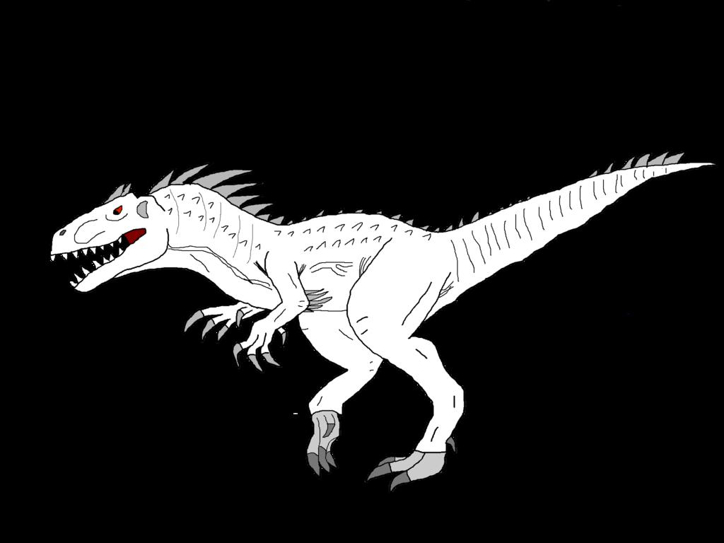 1024x768 Jpfan101's Indominus Rex By Sonichedgehog2