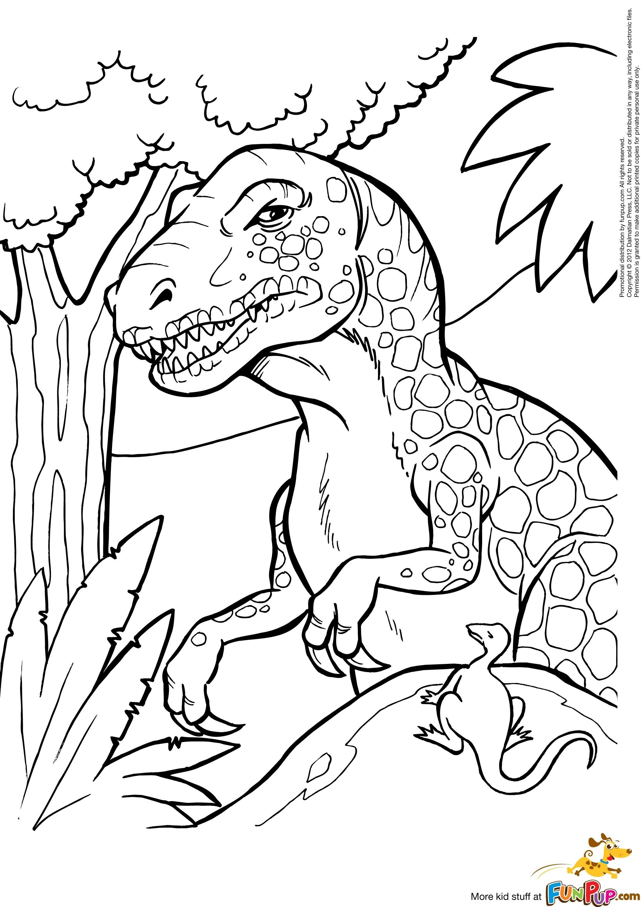 2191x3101 Indominus Rex Coloring Page Free Draw To Color