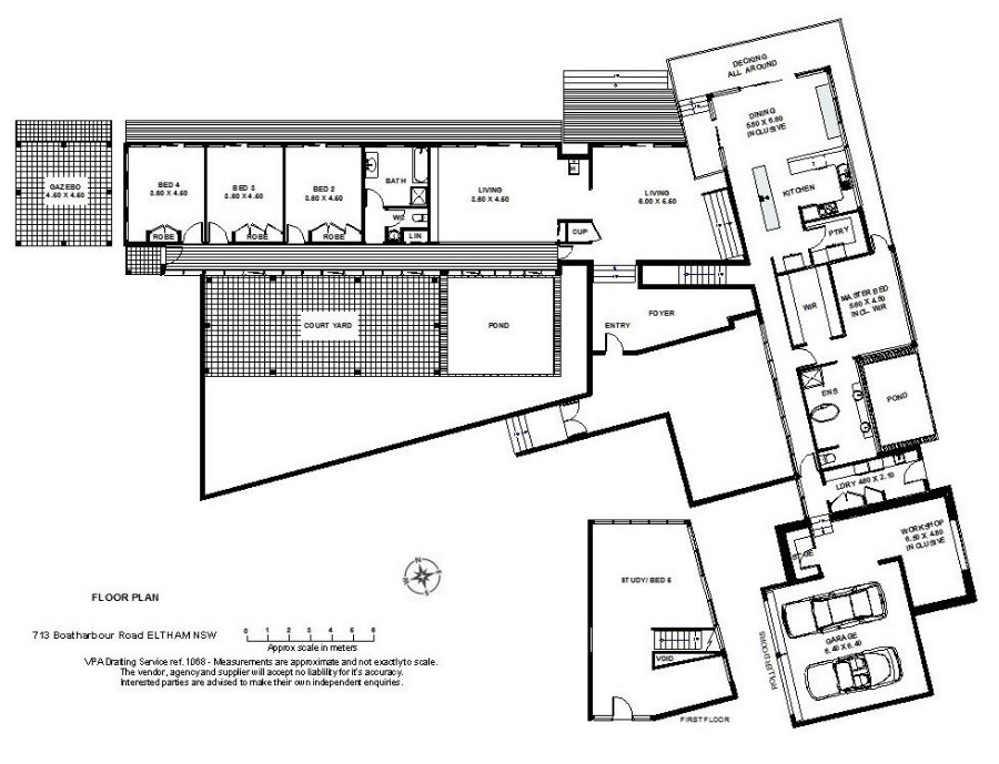 900x689 Floor Plan, Professional Drawing Of Floor Plans Vpa Drafting Service