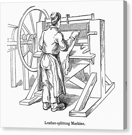 546x557 Industrial Revolution Canvas Prints