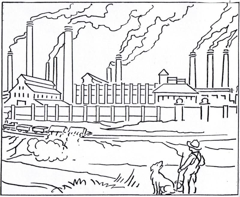 800x658 Resultado De Imagen De Industrial Revolution Colouring Sheets