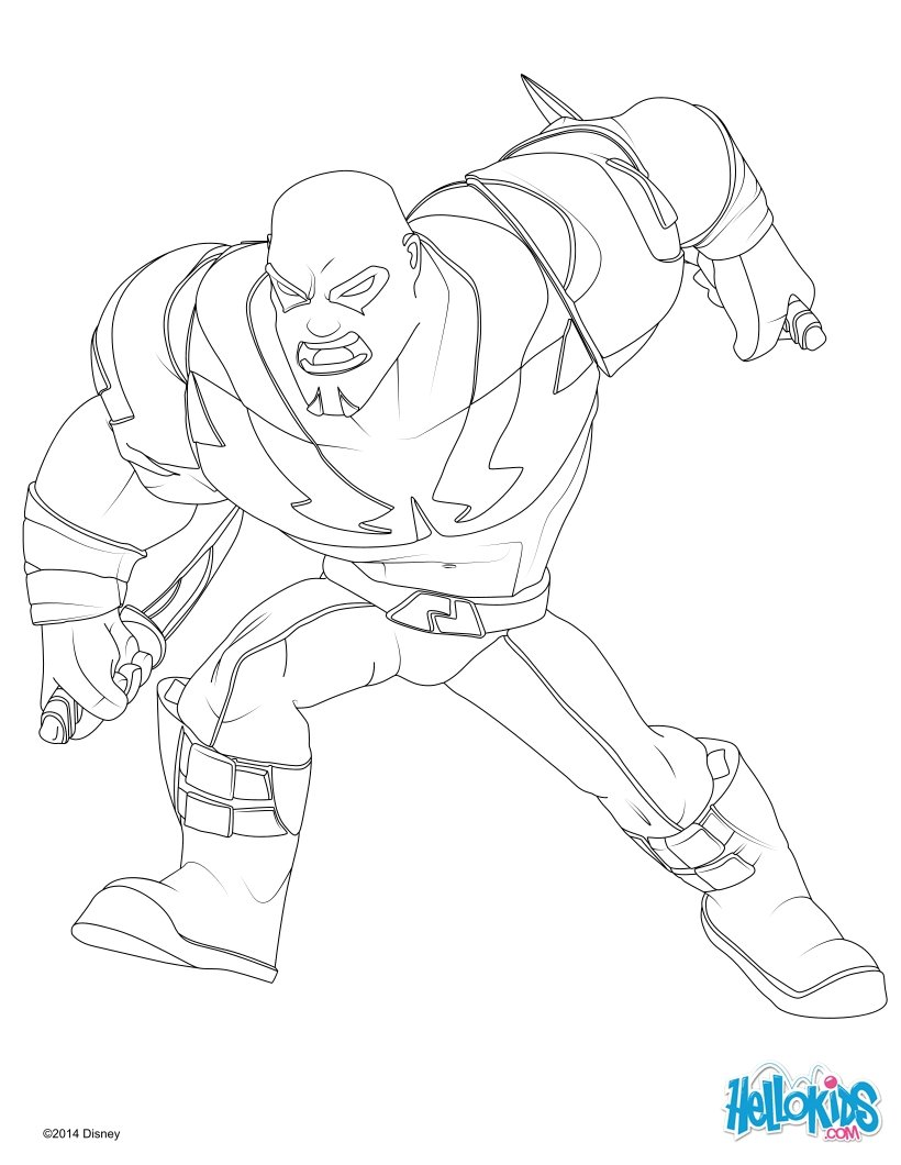 820x1060 Disney Infinity Marvel Coloring Pages Coloring