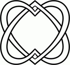 236x218 How To Draw A Celtic Infinity Heart Celtic